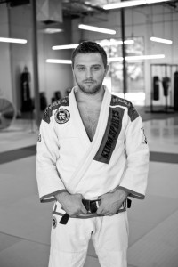 Andre Glodzinski 2nd Degree Black Belt