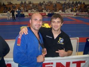 Purple Belt Miguel Altamirano
