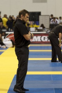 Andre Glodzinski referee Worlds 2011