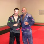 Purple Belt Christopher Latino