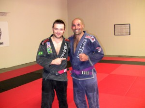 Purple Belt Christopher Latino