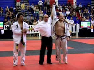 Brown Belt Nick Knight