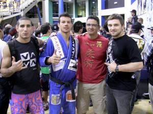 Team Cia Paulista Brazil + USA at Worlds 2011