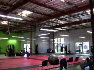 Team Andre Cia Paulista Sacramento Facility