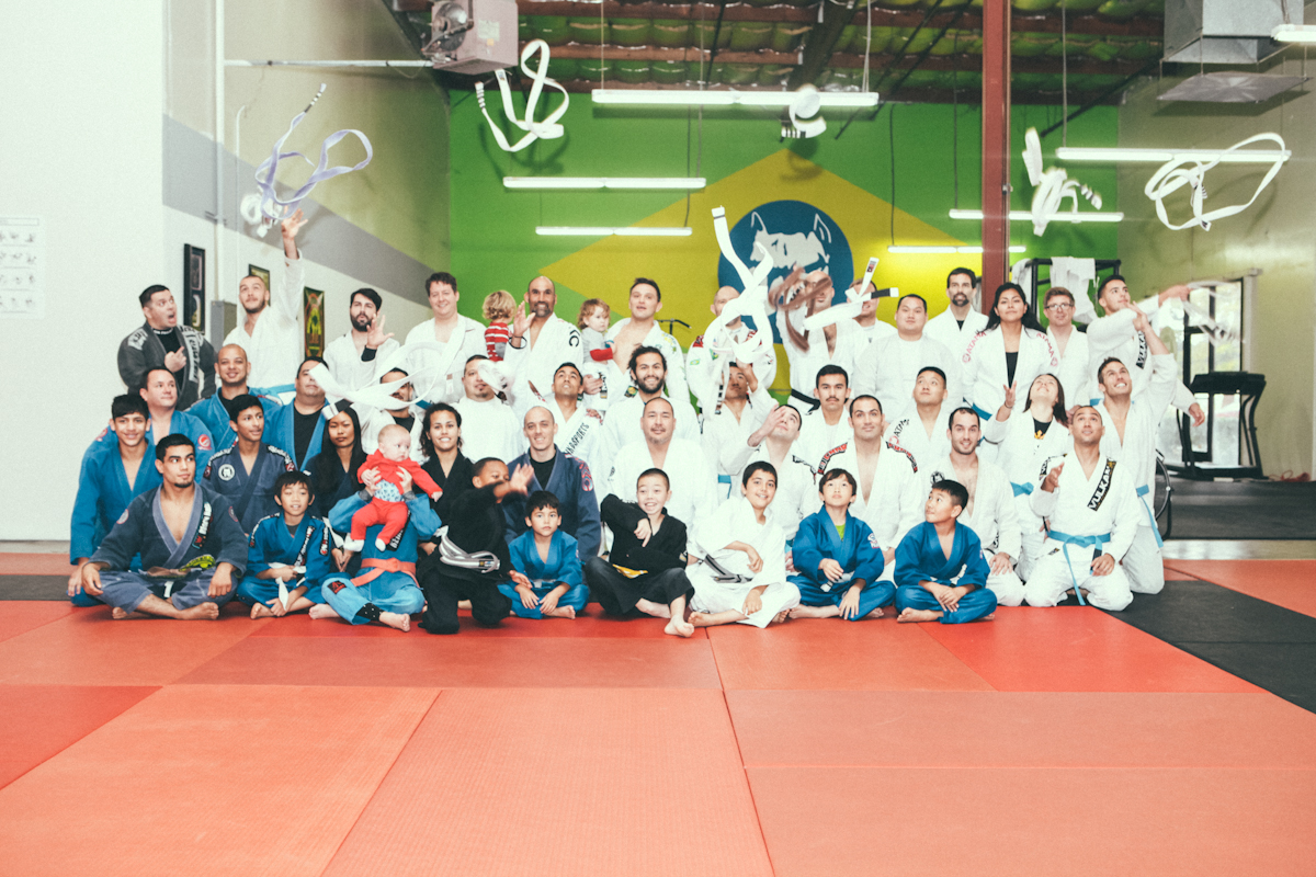 Team Andre Cia Paulista | Champions on the mat, Champions in