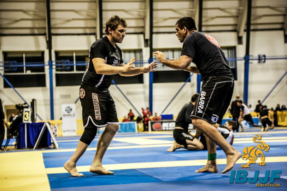 andre competition no gi